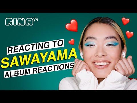 🧡 Reacting to reactions to MY DEBUT ALBUM | Rina Sawayama