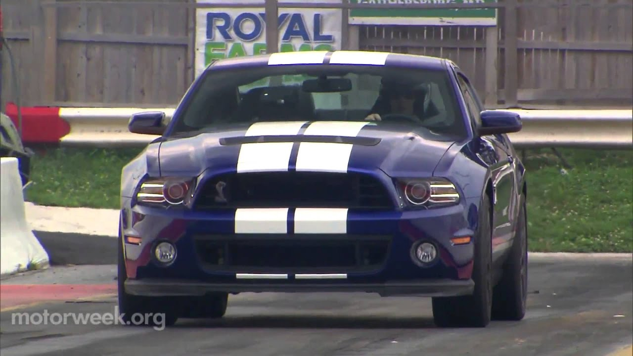 Motorweek road test 2013 ford shelby gt500 dallas ford dealer park cities ford of dallas