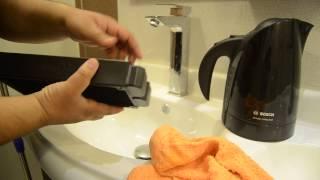 طريقة تنظيف الرديتر من الشوائب |How to clean a radiator