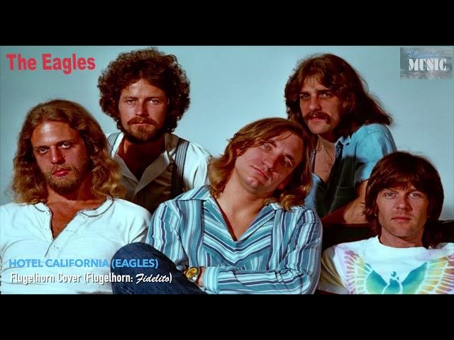 Hotel California (Eagles) - Flugelhorn Cover