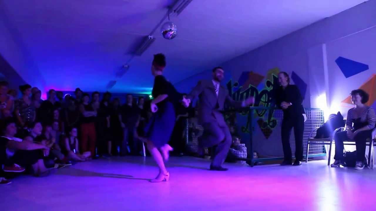 All Swing Week End at Montpellier - Max Pitruzzella & Simonia Pogosian