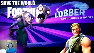 Fortnite with fans: Save the World Walkthrough Part 2 Stonewood | MAUI GR