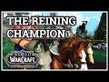 The Reining Champion WoW BfA