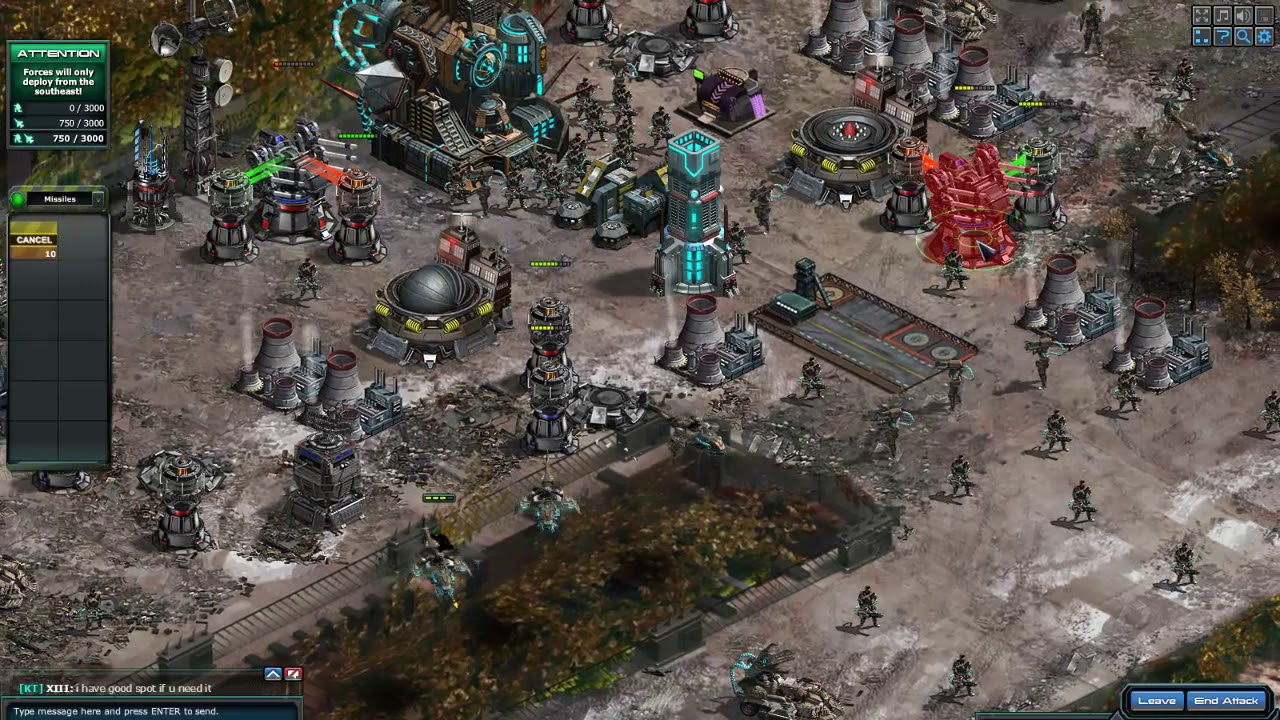 War Commander :STORM CHASER: Thunderstorm XP Challenge V
