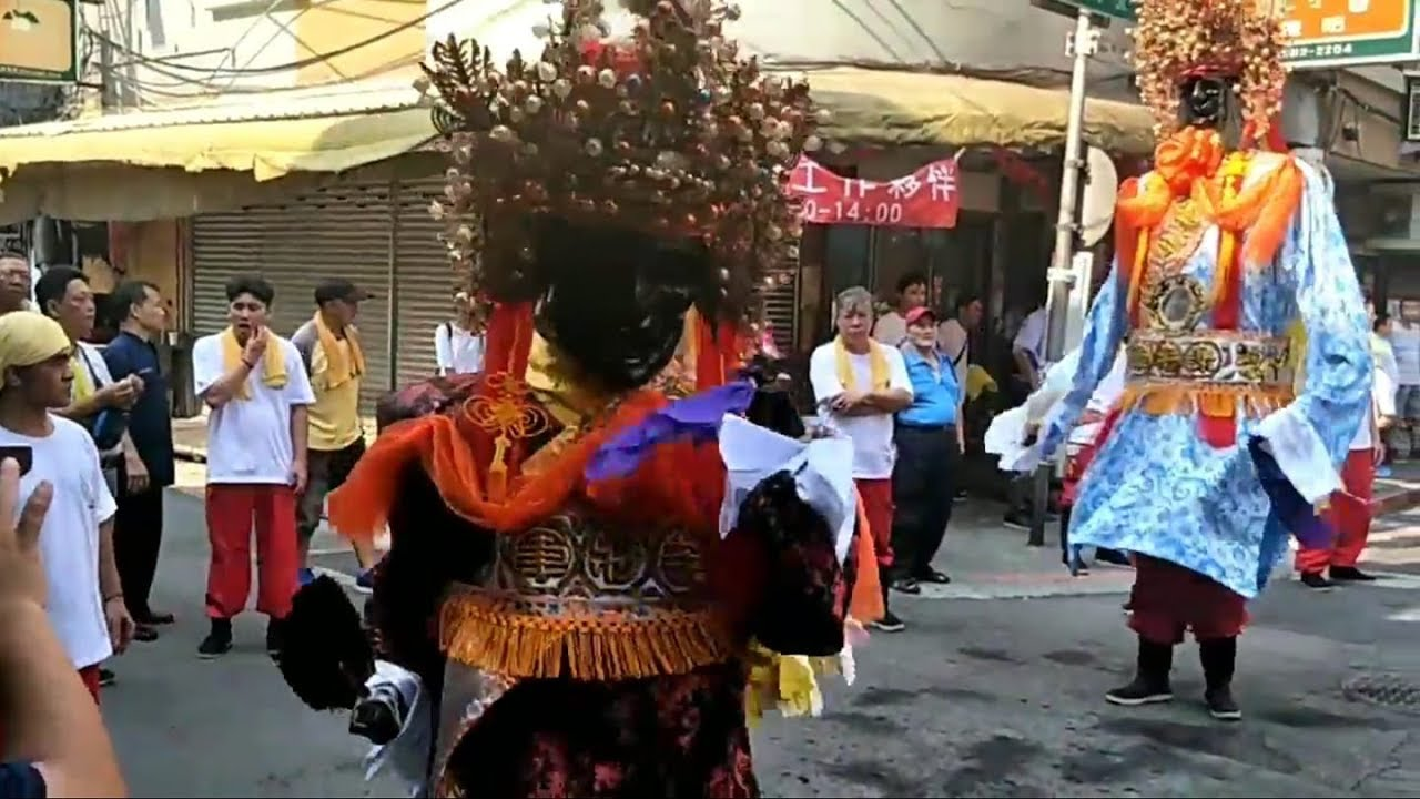 107年 大稻埕霞海城隍文化祭【正日遶境】