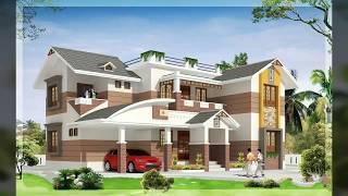 maisons modèles européennes/modern house/new villa/Kerala home design/interior design/veed/വീട്