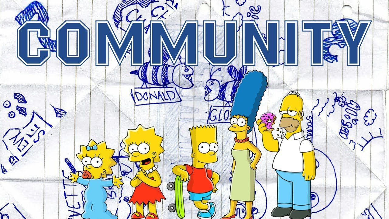 The Simpsons References in Community - YouTube   1280 x 720 jpeg 251kB