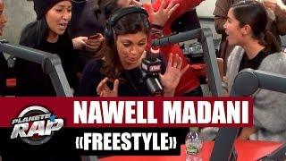 Nawell Madani lâche un freestyle #PlanèteRap