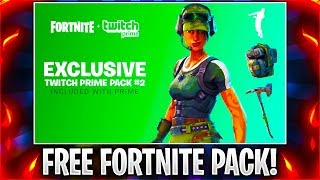 "How To Get The ""TRAILBLAZER"" Twitch Prime Pack For FREE In Fortnite!"