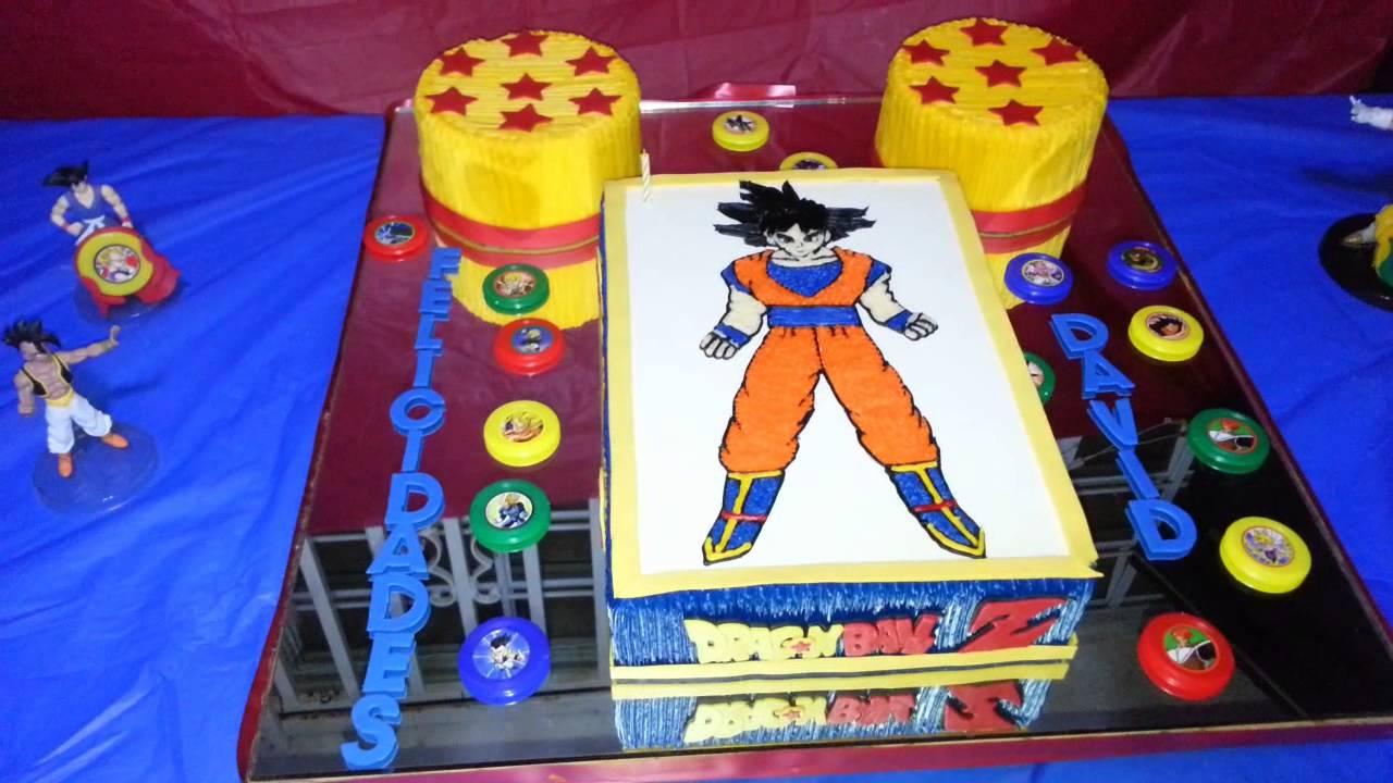 Dragon Ball Z Birthday Youtube
