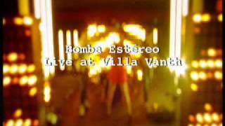 Bomba Estéreo - Fuego (Live in Belgium)
