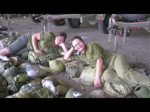 Volunteers For Israel / Sar-El At Work During April 2012  By Adina