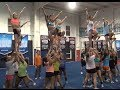 Cheer Extreme Senior Elite FULL OUT practice late Jan 2014
