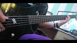 Meshuggah - MonstroCity (Bass Cover)