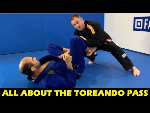 All About The Toreando Pass By Jason Hunt