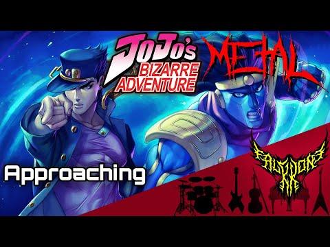 JoJo's Bizarre Adventure: Stardust Crusaders - Approaching 【Intense Symphonic Metal Cover】