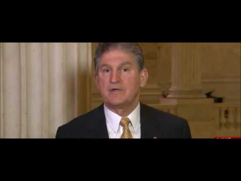 Joe Manchin speaks the truth about today