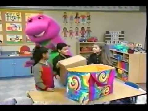 Barney The Bag Treasure Of Rainbow Beard S Version