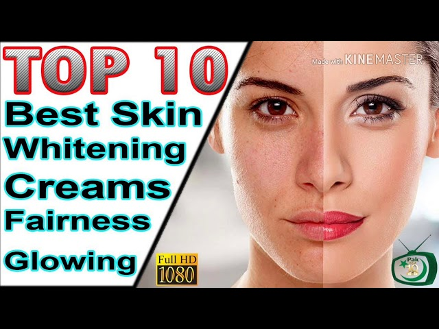 Top medicine cream for whitening skin..under rs 300????????