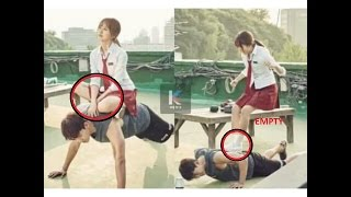 Video 💙Lee Jong Suk (이종석)  And Han Hyo Joo Sexy Moment 💙 download MP3, 3GP, MP4, WEBM, AVI, FLV April 2018