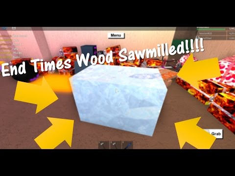 we sawmilled end times wood lumber tycoon 2 youtube. Black Bedroom Furniture Sets. Home Design Ideas