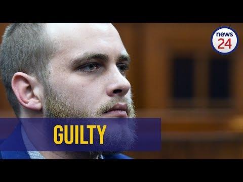 LIVE ANALYSIS: Van Breda found guilty of triple murder