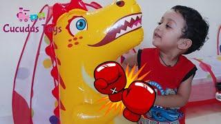 KIDS INTEX 3D BOP BAGS I KIDS PUNCHING BAGS