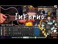Fire Force OP - Inferno - Mrs. GREEN APPLE - Fingerstyle Guitar Cover + TAB Tutorial