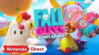 Fall Guys: Ultimate Knockout [Nintendo Direct 2021.2.18]