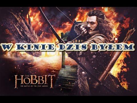 W kinie dzis byłem : Hobbit Bitwa pięciu Armii