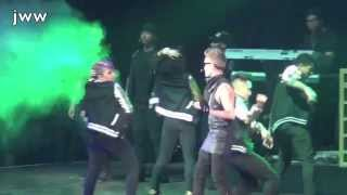 Hot 995 Jingle Ball-Austin Mahone, Cher Lloyd, PSY, and Justin Bieber