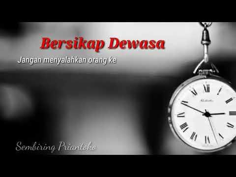 Whatsapp Status Video 30 Detikbersikap Dewasakata Bijak
