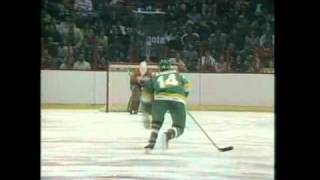 Pelle lindberg Philadelphia Flyers (mostly in Swedish) When Lindber...