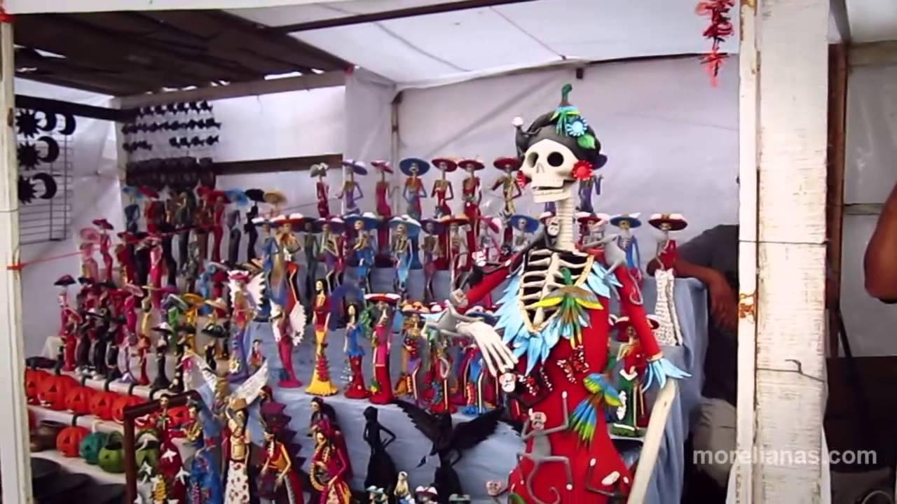 Feria de la Catrina, Capula, Michoacán