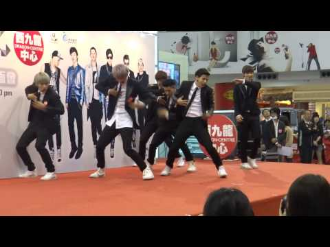 [FANCAM]131115  CROSS GENE- AMAZING @DRAGON CENTRE