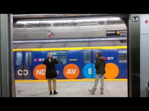 Sights and Sounds from NYC's NEW 2nd Avenue Subway Line!
