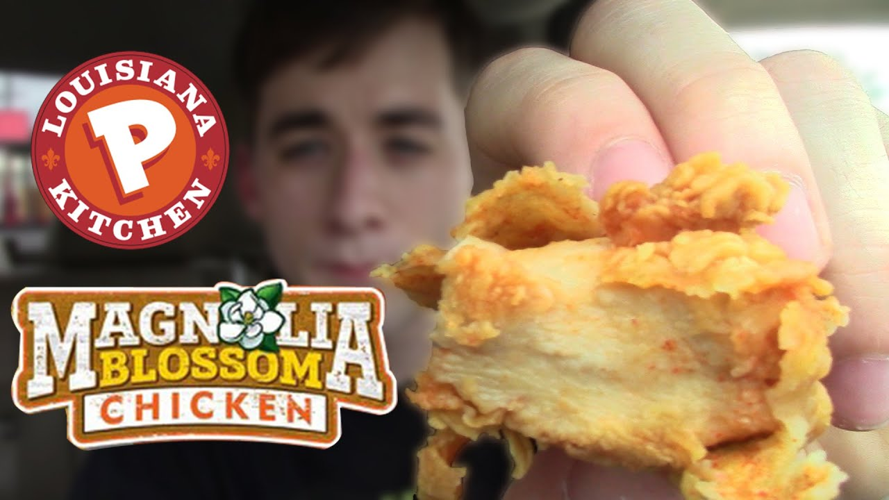 Magnolia Blossom Chicken- Food Review #164 - YouTube