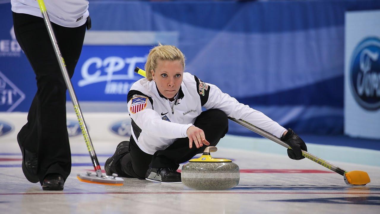 CPT World Women's Curling