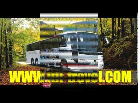 Пассажирские перевозки на комфортабельных автобусах
