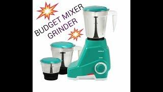 Budget Mixer Grinder || Havells Genie 500-Watt Juicer Mixer Grinder (Green)