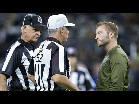 NFL playoffs : Rams fans petition to get referee removed from NFC championship game