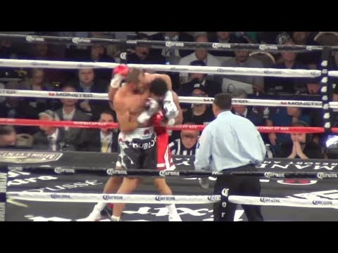 Watch Each Illegal Headlock By Sergey Kovalev vs Andre Ward (Guess How Many?)