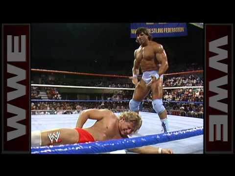 Jerry Lynn vs. Rick Martel: Wrestling Challenge, June 4, 1989