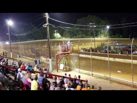 Video Clip From Limited Late Model Action at Potomac Speedway  9/10/16