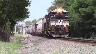 NS E-49 with 2 SD70ACE