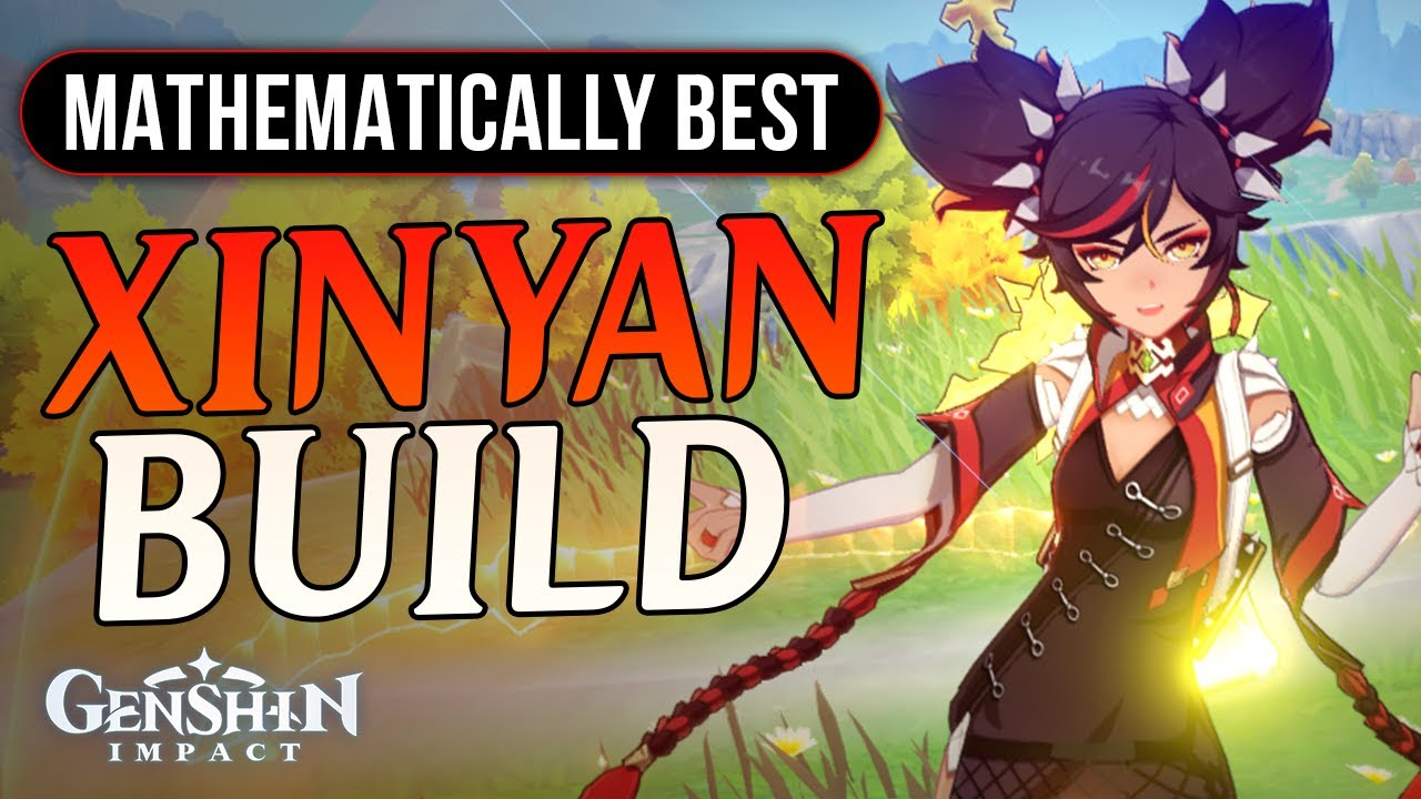 IS XINYAN WORTH USING? | All Builds Compared + Full Constellation DPS Breakdown | Genshin Impact
