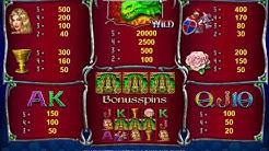 Dragons Kingdom video slot Review - Amatic Casino games