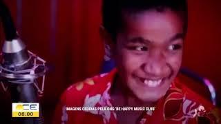 Be Happy Music Club on TV (Brazil)