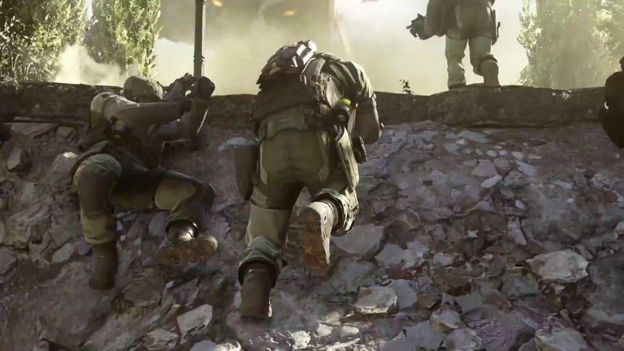 Call of Duty: Infinite Warfare  para PS4| tráiler oficial del anuncio