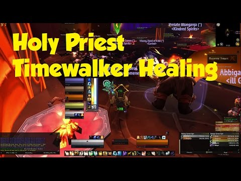 wow legion how to play holy